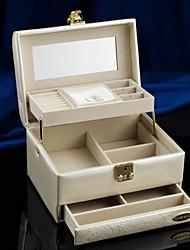 Недорогие -Коробки для бижутерии с Особенность является Для