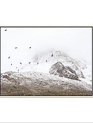 preiswerte -Landschaft Wandkunst,Polystyren Stoff Mit Feld For Haus Dekoration Rand Kunst Wohnzimmer Esszimmer