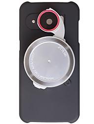 Lente de telemóvel ztylus 2x lentes de câmera do smartphone 0.63x grande angular para iphone6 / 6s / 6plus / 6s plus