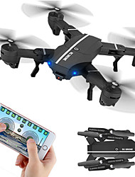 cheap -RC Drone 8807W 4CH 6 Axis 2.4G With 720P HD Camera RC Quadcopter Wide-Angle Camera FPV One Key To Auto-Return Headless Mode 360°Rolling