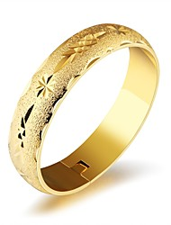 cheap -Han edition titanium steel rose gold hollowed-out open hand ring Roman numeral set diamond bracelet student 100 build jewelry tide