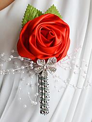 """preiswerte -Hochzeitsblumen Knopflochblumen Hochzeit 1.97""""(ca.5cm)"""