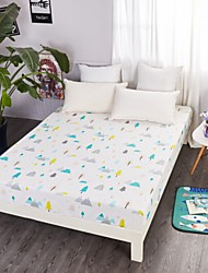 Cartoon Poly/Cotton Fitted Sheet