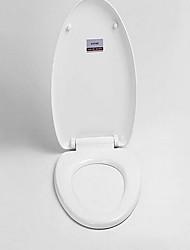 DeodorantToilet Seat Fits Most Toilets Compressive Soft Close Mute  big V