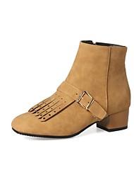 preiswerte -Damen Stiefel Walking T-Riemen Neuheit Gladiator Schneestiefel Reitstiefel Modische Stiefel Springerstiefel Leuchtende Sohlen