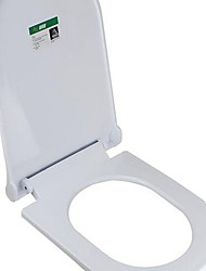 Fits Most Toilets ThickerSoft Close Toilet Seat  MuteToilet Seat   U
