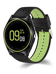 Smart WatchLongue Veille Calories brulées Pédomètres Sportif Ecran tactile Suivi de distance Information Contrôle de l'Appareil Photo