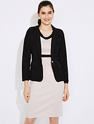 cheap -Women's Work Casual Spring Fall Blazer