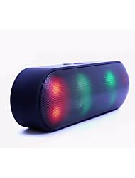 economico -HY-BT808N Stile Mini Bluetooth Luci Bluetooth 2.1 3,5 mm Bianco Nero Arancione Rosa Azzurro chiaro