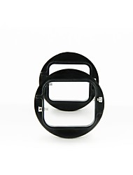 ASJ GoPro Hero3 Diving Filter 52MM 58MM Caliber Filter Adapter Ring Photographic Equipment Accessories