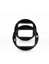 Asj gopro hero3 potápěčský filtr 52mm 58mm kalibr filtr adaptér kroužek fotografické příslušenství příslušenství