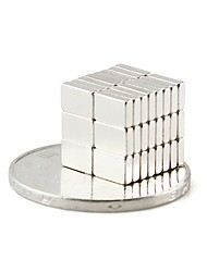 cheap -Magnet Toy Educational Flash Card / Magic Cube / Jigsaw Puzzle 108pcs 5*5*2mm Classic DIY Unisex Kid's Gift