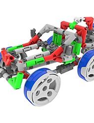 Kit de Bricolage Modèle d'affichage Blocs de Construction Jouet Educatif Jouets Chariot Pièces Enfant Cadeau