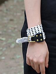 preiswerte -Damen Wickelarmbänder Basis Natur Geometrisch Elegant Modisch Vintage Punkstil Kreuz individualisiert Hip-Hop Handgemacht Luxus-Schmuck