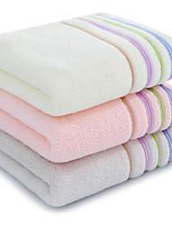 Недорогие -Полотенца для мытья,Тонка шерсть Высокое качество 100% хлопок Supima Полотенце