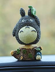 billige -DIY bilindustrien dekoration high-end smykker kreative ryster hovedet miyazaki dukke bil vedhæng& Navne harpiks