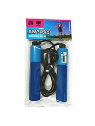 cheap -Jump Rope/Skipping Rope Exercise & Fitness Jumping Help to lose weight Durable Plastics PVC-