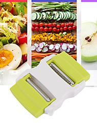 Double Blades Fruit Peeler Vegetable Delicate Slicer for Cucumber Carrot
