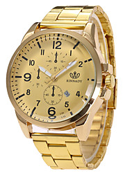 Women's Sport Analog Watch Ladies Fashion Dress Wristwatch Female Unique Luxury Casual Watch Quartz Calendar Stainless Steel Band Relogio Feminino