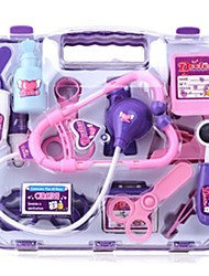 preiswerte -Tue so als ob du spielst Medical Kits Verkleidungen & Rollenspiele Spielzeuge Arzt Kunststoff Kind Jungen Stücke