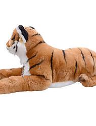 abordables -Canard Tiger Animal Animaux en Peluche Kit de Maquette 100% Coton Artisanal réaliste Animaux Simulation Articles d'ameublement Adolescent