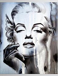 preiswerte -Aufgespannte Leinwandrucke Abstrakt, Ein Panel Segeltuch Vertikal Druck Wand Dekoration Haus Dekoration