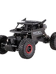 Carro com CR Flytec 9118 Drift Car Carroça Off Road Car Bigfood Truck Alta Velocidade 4WD 1:18 KM / H 2.4G