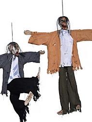 Недорогие -Декорации Halloween Управление голосом Праздник ужасающий запутанный HalloweenForПраздничные украшения