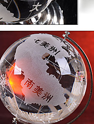 cheap -Creative Size Of Crystal Globe Model Home Decoration Technology Furnishing The Gift Of A Couple