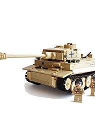 Building Blocks Toys Tank Pieces Gift