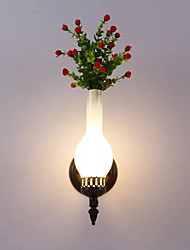 cheap -Simple LED Modern/Contemporary Wall Lamps & Sconces For Metal Wall Light 110-120V 220-240V 40W