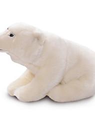 abordables -Ours Animal Animaux en Peluche Kit de Maquette 100% Coton Artisanal réaliste Animaux Simulation Articles d'ameublement Adolescent Cadeau