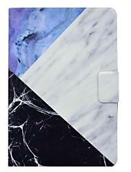 Marble Pattern PU Leather Case with Card Slot for Amazon Kindle Fire HDX 7 inch Tablet PC