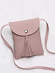Women Bags PU Shoulder Bag for Wedding Event/Party Casual Sports Formal Outdoor Office & Career All Seasons Black Blushing Pink Gray
