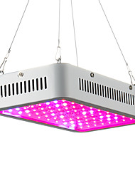 LED Grow Lights 90 High Power LED 7400-8200 lm Warm White Natural White Red Blue UV (Blacklight) K AC85-265 V