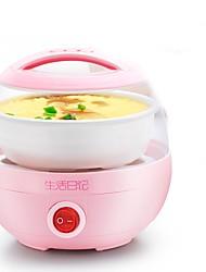 Eierkocher Single Eggboilers Multifunktion Kreativ Licht und Bequem Ministil Leichtes Gewicht 220V
