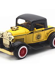 abordables -Coches de juguete Vehículos de metal Juguetes Coche Música Plásticos Aleación de Metal Niños 1 Piezas