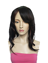 cheap -Women Synthetic Wig Long Deep Wave Black Natural Wigs Costume Wig