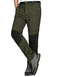cheap -Men's Hiking Pants Outdoor Waterproof, Windproof, Ultraviolet Resistant Autumn / Fall / Winter Pants / Trousers Hunting / Ski / Snowboard