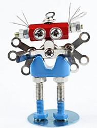 preiswerte -3D - Puzzle Metallpuzzle Vogel Zeichentrick Heimwerken Metal Kinder Herrn Damen Jungen Geschenk