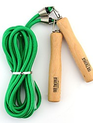 Jump Rope/Skipping Rope Exercise & Fitness Jumping Help to lose weight Durable Braided Fabric-