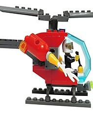 economico -Costruzioni Elicottero Giocattoli Elicottero Per bambini Pezzi