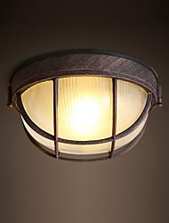 economico -Luce a muro Luce ambientale 60W 110-120V 220-240V E26/E27 Moderno/Contemporaneo