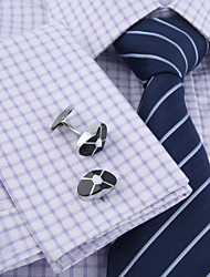 cheap -New Luxury Shirt Cufflinks for Mens Brand Cuff Buttons De Manchette cuff links Abotoaduras Men's Jewelry Wedding Gifts for Guests