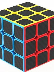baratos -Rubik's Cube 3*3*3 Cubo Macio de Velocidade Cubos Mágicos Antiestresse Cubo Mágico Plásticos Rectângular Quadrada Dom