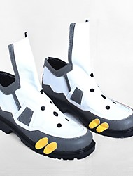 Cosplay Shoes Cosplay Boots Overwatch Cosplay Anime Cosplay Shoes Leather PU Leather/Polyurethane Leather PU Leather Unisex Adults'