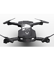 cheap -2017 Newest Design Drone With Camera Folding Quadcopter 69506 0.3MP Camera Wifi Real-time Sharing Flashing Light Drones