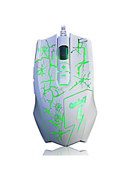 cheap -A-jazz  4000dpi A-jazz Q7 Emphasis Custom Gaming Mouse Wired USB LOL Special Emphasis Gaming 4 Speed Transmission 8 Key