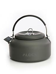 Недорогие -ALOCS Походный чайник Чайник Компактность Алюминий для Отдых и туризм Пикник На открытом воздухе