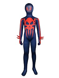 cheap -Angel / Devil Cosplay Costume Movie Cosplay Halloween Carnival Children's Day Lycra Spandex
